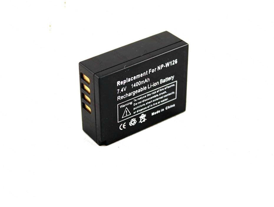 Батарея Fuji NP-W126 NPW126 X-Pro1 HS30 HS33 EXR