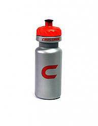 Фляга велосипедна CROSSRIDE CR-WB-16 650мл з кришкою Сірий/Червоний