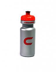Фляга велосипедная CROSSRIDE CR-WB-16 650мл с крышкой Серо/Красный