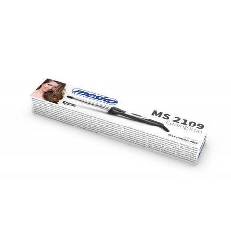 Щипцы для волос конусная плойка Mesko MS 2109, фото 2