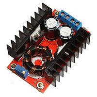 Повышающий конвертер тока, 10-32В на 12-35В, 150Вт
