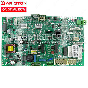 Плата управления котла Ariston Clas, Genus, Egis, BS, AS - 65109313