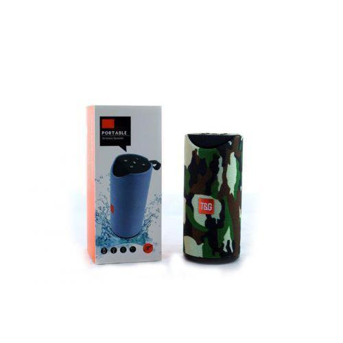 Портативная bluetooth колонка MP3 плеер SPS TG113 Camo
