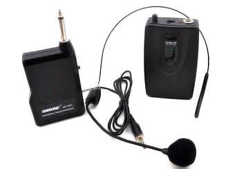Радиомикрофон головной беспроводная гарнитура для радиосистемы Max WM-707, фото 2