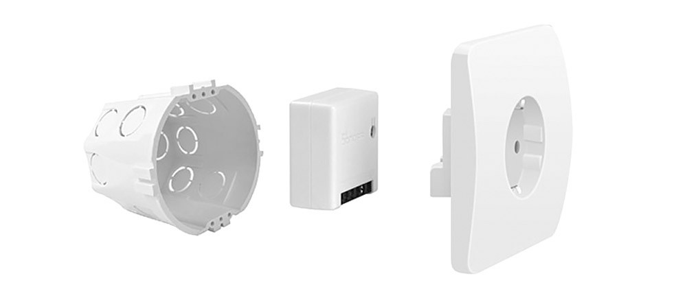 WiFi модуль реле Sonoff Mini выключатель для умного дома 220В 10A