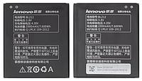 Аккумулятор Lenovo BL212, 2000mAh (батарея, АКБ)