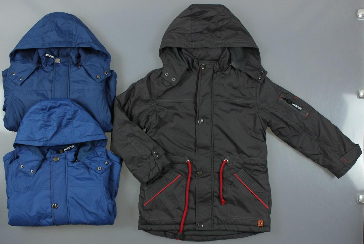 {есть:104} Куртка на флисовой подкладке для мальчиков Grace, Артикул:B70867 [104]