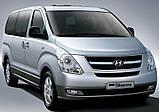 Дефлекторы окон, ветровики Hyundai Starex/H-1 2007-2020 (Autoclover/Корея), фото 5