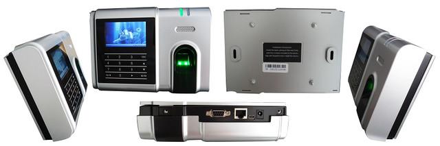 Биометрический прибор контроля времени X628-TC ZKTeco