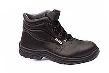 Ботинки рабочие кожаные с металлическим носком EXENA 2662 S3 SRC