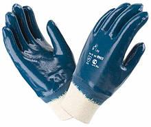 Перчатки резиновые мбс с манжетом