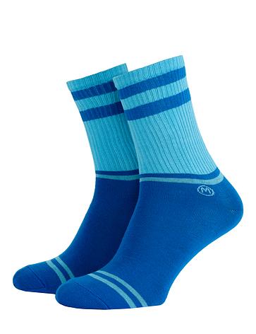Носки Mushka Athletic blue (ATB001) 36-40, фото 2