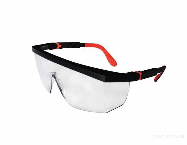 Окуляри захисні прозорі TRIARMA