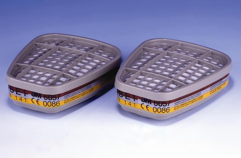 Змінний патрон фірми 3M моделі 6057 для масок і полумасок серії 6000 і 7500 Original
