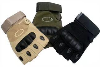 Безпалі рукавиці тактичні