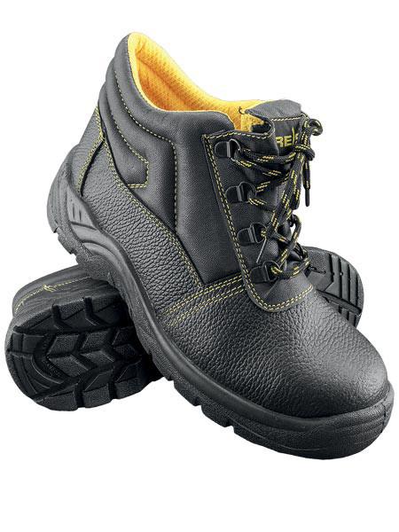 Спец обувь ботинки с металлическим носком