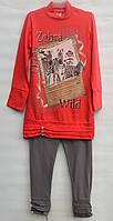 Комплект для девочки 6-9 лет ZEBRA Wild