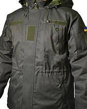 Бушлат куртка олива национальной гвардии зимняя Оригинал