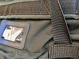 Сумка-рюкзак Тактичний олива 100л, фото 3