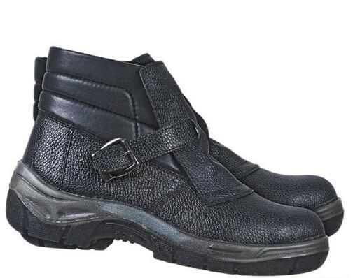 Ботинки рабочие для сварщика Reis SB 03