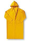 Жовтий Плащ Злива прогумований з капюшоном розміри, фото 2