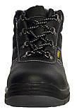 Спец обувь зимняя ботинки с мет подноском, фото 3