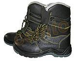 Спецобувь, ботинки рабочие, утепленные, зимние берцы, взуття спеціалье, черевики робочі зимові, фото 2