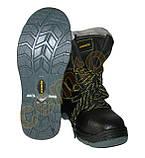 Спецобувь, ботинки рабочие, утепленные, зимние берцы, взуття спеціалье, черевики робочі зимові, фото 5