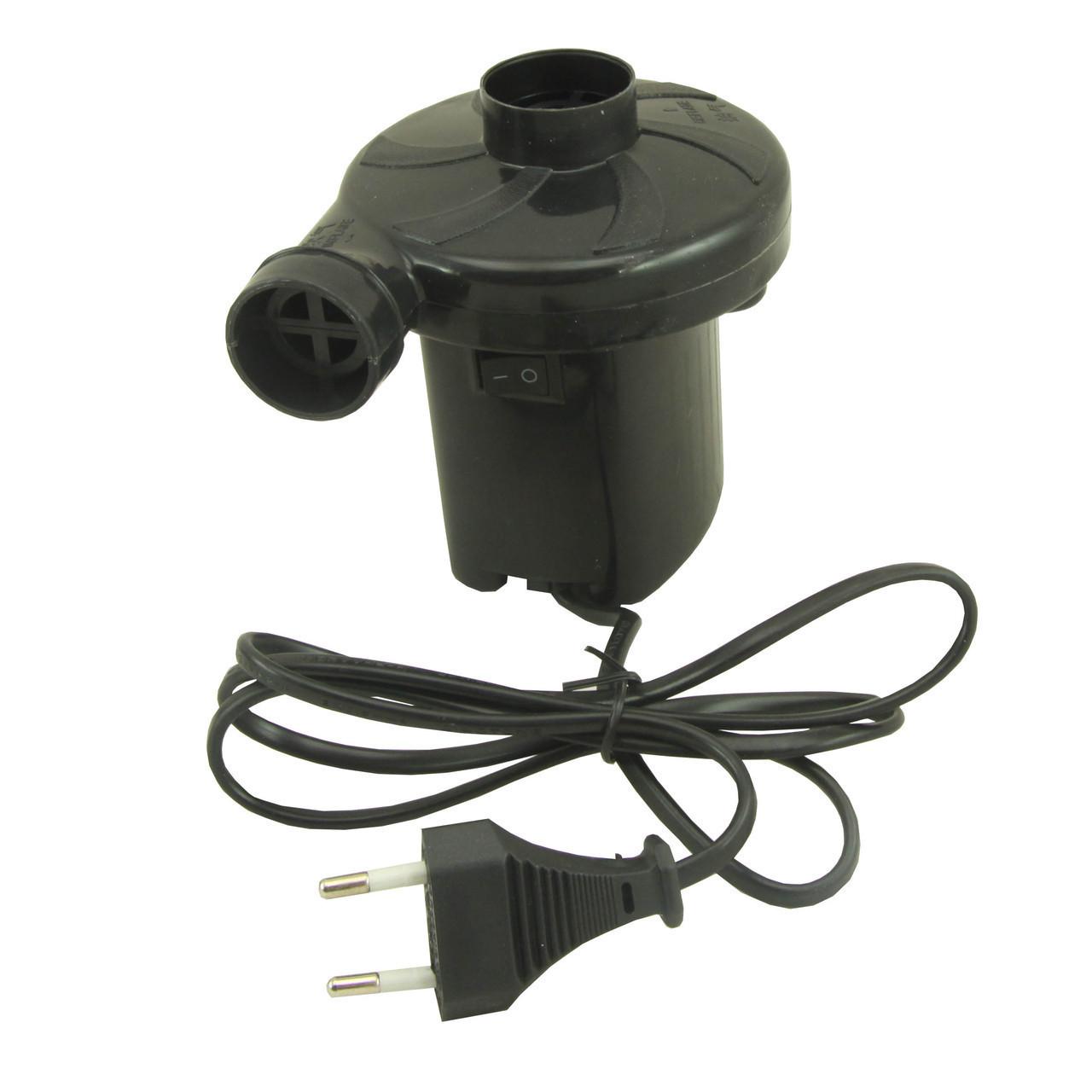 Электрический насос Air Pomp 205 220v для надувных матрасов