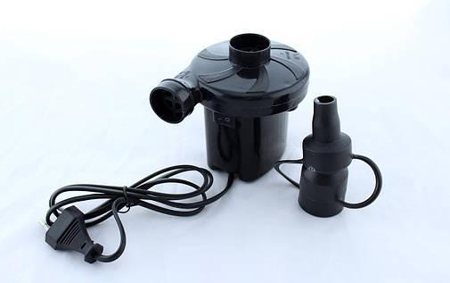 Электрический насос Air Pomp 205 220v для надувных матрасов, фото 2