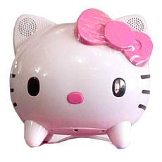 Колонка Hello Kitty стерео акустическая система портативная, фото 3