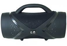 Портативная Bluetooth колонка Boom Bass E818, черная