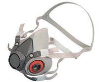 Полумаска защита дыхания серии 3М 6000