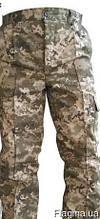 Штаны камуфляжные  пиксель ВСУ мм14