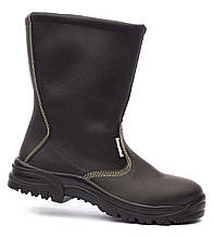 Сапоги рабочие с мет носком термостойкие EXENA 2986 S3 HRO