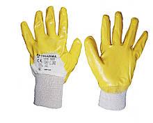 Перчатки TRIARMA NBR 1230 облегченные с нитрилом