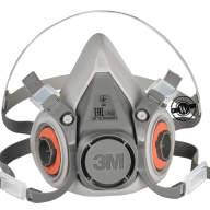 Полумаска 3М™ 6200 - средний размер