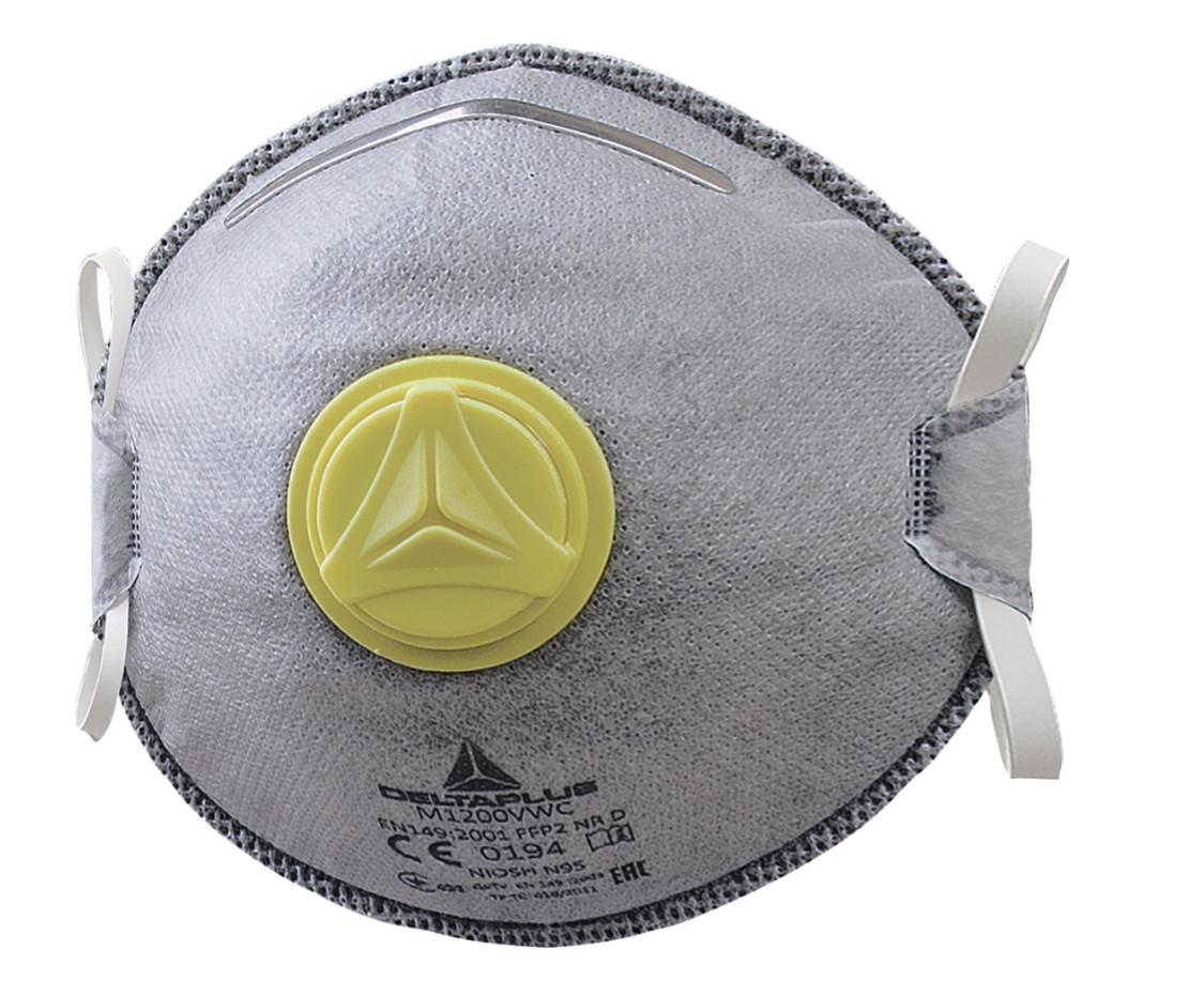 Prom.ua Защитная маска респиратор DELTA PLUS M1200VWC ffp2