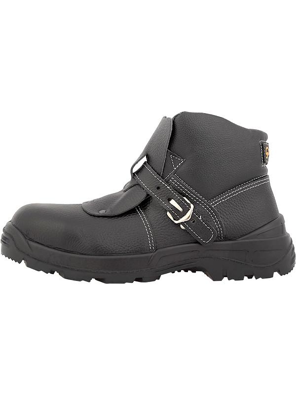 Ботинки сварочные с огнеупорной подошвой Талан