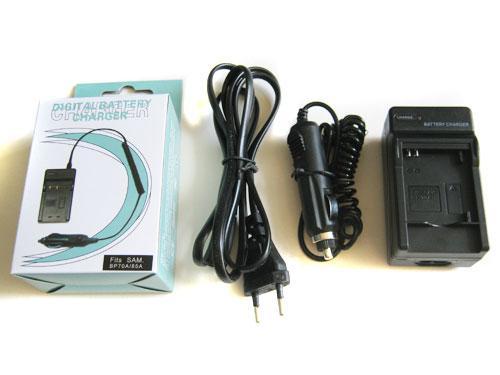 Сетевое + авто зарядное для Samsung BP-70A BP70A