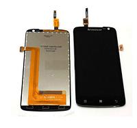 Оригинальный дисплей (модуль) + тачскрин (сенсор) для Lenovo S820