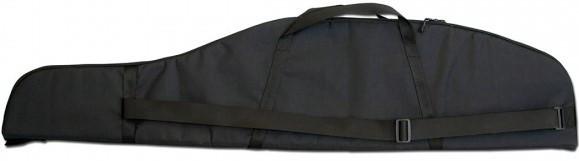 Чехол LeRoy Elite для ружья  с оптикой 1,2 м Чёрный