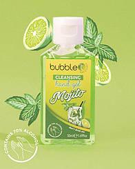 Санитайзер (антисептик) для рук Bubble T - Mojito (Великобритания)