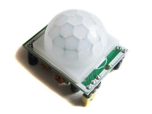 Инфракрасный датчик движения HC-SR501 для Arduino (111357)