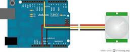 Инфракрасный датчик движения HC-SR501 для Arduino (111357), фото 3