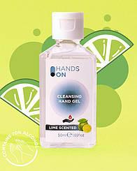 Санитайзер (антисептик) для рук Bubble T - Lime (Великобритания)