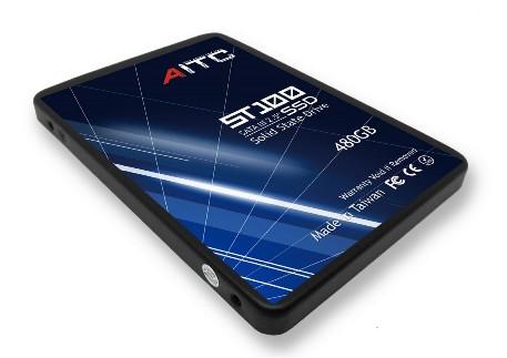 """SSD 480GB диск 2.5""""  SATA III 480GB твердотельный накопитель (жесткий) диск  AITC ST100"""