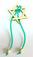 Головоломка деревянная Звезда Давида Kronos Toys krut0163, КОД: 120196