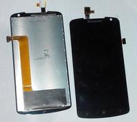 Дисплей (модуль) + тачскрин (сенсор) для Lenovo S920