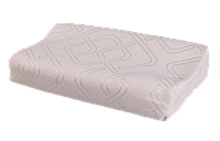 Трехслойная ортопедическая подушка для детей с эффектом памяти Olvi 2507
